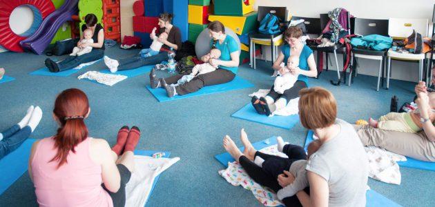 Cvičení s miminky II
