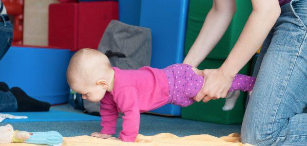 Cvičení s miminky I