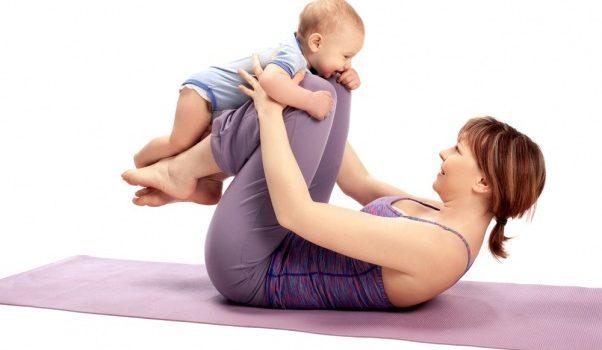 cviceni po porodu